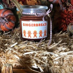 Candle (gingerbread scented)